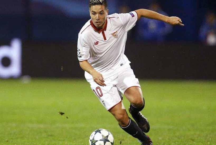 Samir Nasri Ban Football